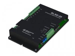 Smartmotor BLSD-20 styring