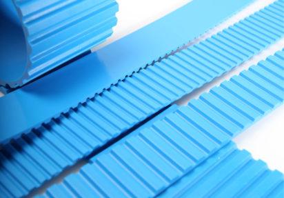 Breco Protect – korrosjonsbeskyttede tannremmer for matvareindustrien